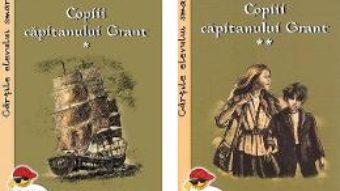 Cartea Copiii capitanului Grant I+II – Jules Verne (download, pret, reducere)