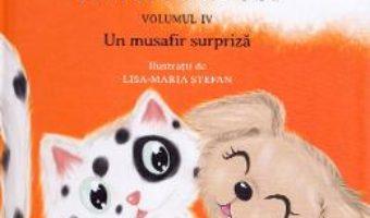 Cartea Jup, un pisoi de soi. Vol.4: Un musafir surpriza – Alec Blenche, Lisa-Maria Stefan (download, pret, reducere)
