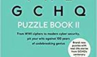 Cartea The GCHQ Puzzle Book II (download, pret, reducere)