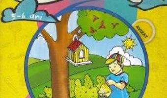 Cartea Fise pentru activitati integrate pe proiecte tematice 5-6 ani – Elena Bolanu (download, pret, reducere)