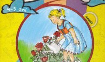 Cartea Fise pentru activitati integrate pe proiecte tematice 4-5 ani – Elena Bolanu (download, pret, reducere)