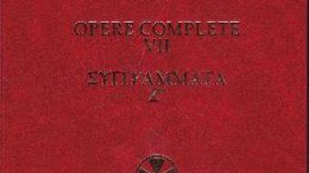 Cartea Opere complete Vol.7 – Sfantul Grigorie Palama (download, pret, reducere)