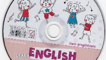 Cartea CD Learn English with Music – Clasa pregatitoare – Elena Sticlea (download, pret, reducere)
