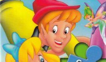 Cartea Peter Pan. Povesti cu 6 puzzle-uri (download, pret, reducere)
