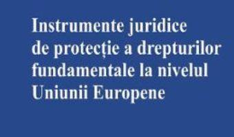 Cartea Instrumente juridice de protectie a drepturilor fundamentale la nivelul Uniunii Europene – Oana-Mihaela Salomia (download, pret, reducere)