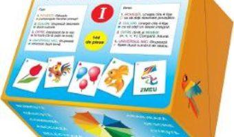 Cartea Set fise educative: imagini, cifre, litere. Vol. I – Ala Bujor (download, pret, reducere)