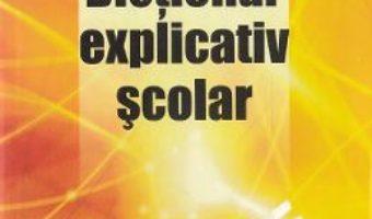 Cartea Dictionar explicativ scolar – Alexandru Andrei (download, pret, reducere)