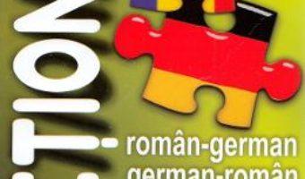 Cartea Dictionar roman-german, german-roman – Constatin Teodor (download, pret, reducere)