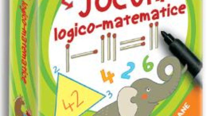 Cartea Jocuri logico-matematice. 50 de jetoane – Philip Kiefer (download, pret, reducere)