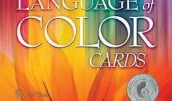 Cartea The Secret Language of Color Cards – Inna Segal (download, pret, reducere)