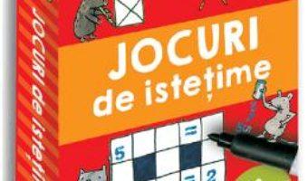 Cartea Jocuri de istetime. 50 de jetoane – Philip Kiefer (download, pret, reducere)