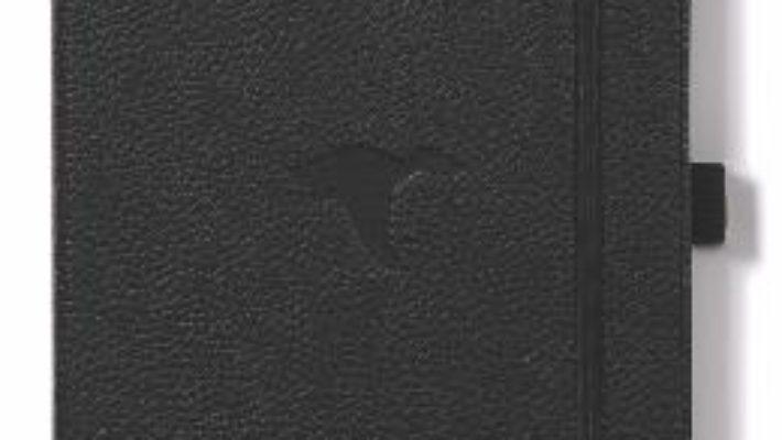 Cartea Dingbats Wildlife A5+ Black Duck Notebook – Plain (download, pret, reducere)