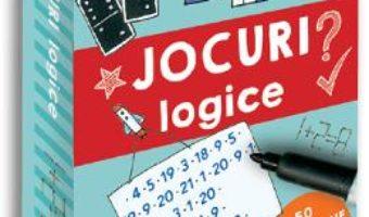 Cartea Jocuri logice. 50 de jetoane – Philip Kiefer (download, pret, reducere)
