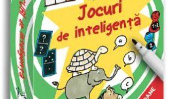 Cartea Jocuri de inteligenta. 50 de jetoane – Philip Kiefer (download, pret, reducere)