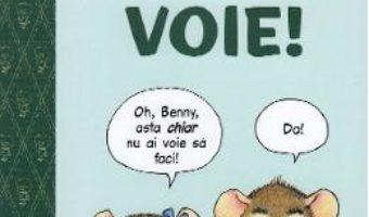Cartea Benny si Penny. Nu ai voie! – Geoffrey Hayes (download, pret, reducere)