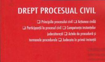 Cartea Drept procesual civil – Madalina Dinu (download, pret, reducere)