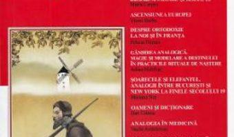 Cartea Revista Echidistante. Analogii – Nr.10 / 2011 (download, pret, reducere)