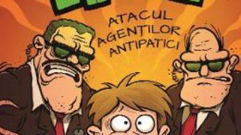 Cartea Wupii – atacul agentilor antipatici – Fabian Lenk (download, pret, reducere)