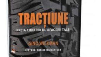 Cartea Audiobook. Tractiune – Gino Wickman (download, pret, reducere)
