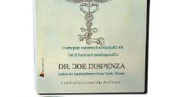 Cartea Audiobook. Supranatural – Joe Dispenza (download, pret, reducere)