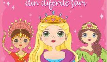 Cartea Printese din diferite tari. Carte de colorat – Luminita Albu (download, pret, reducere)