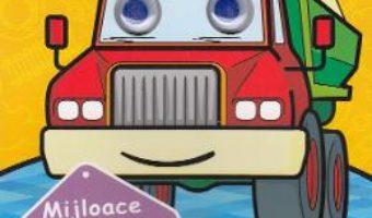 Cartea Mijloace de transport. Carte de colorat (download, pret, reducere)