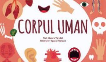 Cartea Carte de activitati Montessori: Corpul uman – Chiara Piroddi (download, pret, reducere)