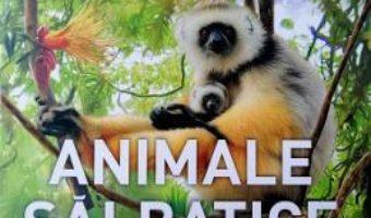 Cartea Animale salbatice pe cale de disparitie 3D (download, pret, reducere)