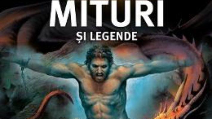 Cartea Mituri si legende 3D (download, pret, reducere)