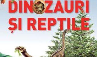 Cartea Dinozauri si reptile – Anne McRae, Marco Nardi (download, pret, reducere)