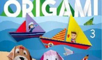 Cartea Origami. Superdistractiv 3 (download, pret, reducere)