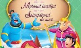 Cartea Aladin si lampa fermecata. Motanul incaltat. Spargatorul de nuci (download, pret, reducere)