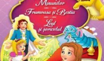 Cartea Alice in Tara Minunilor. Frumoasa si Bestia. Leul si soricelul (download, pret, reducere)
