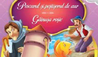 Cartea Rapunzel. Pescarul si pestisorul de aur. Gainusa rosie (download, pret, reducere)