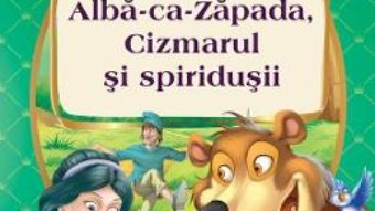Cartea Alba-ca-Zapada, Cizmarul si spiridusii (download, pret, reducere)