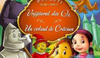 Cartea Vrajitorul din Oz. Un colind de Craciun – L.Frank Baum, Charles Dickens (download, pret, reducere)