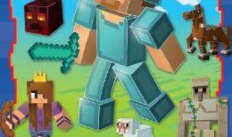 Cartea Aventuri in lumea Minecraft (download, pret, reducere)