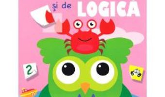 Cartea Jocuri de observare si de logica (download, pret, reducere)