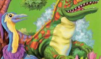 Cartea Dinozaurii si alte animale preistorice. Care de colorat cu abtibilduri (download, pret, reducere)
