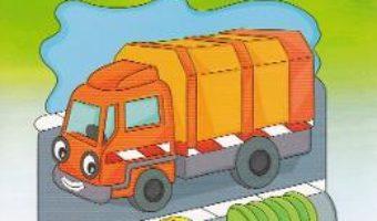 Cartea Sa coloram cu apa: Vehicule vesele (download, pret, reducere)