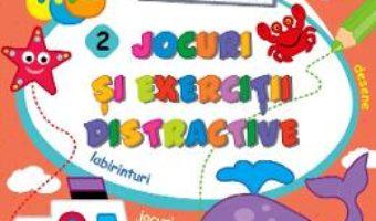 Cartea Jocuri si exercitii distractive 2. Fise de lucru (download, pret, reducere)