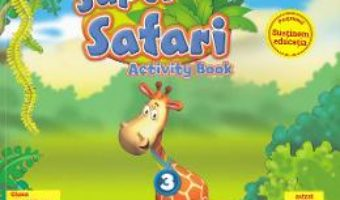 Cartea Super Safari 3 – Activity Book – Limba engleza – Clasa pregatitoare + CD – Herbert Puchta (download, pret, reducere)