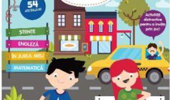 Cartea Blocul meu cu jocuri: 7-8 ani (download, pret, reducere)