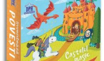 Cartea Inventeaza povesti. Castelul magic (download, pret, reducere)