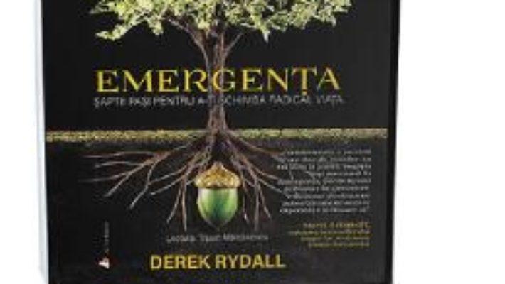 Cartea Audiobook. Emergenta – Derek Rydall (download, pret, reducere)