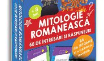 Cartea Mitologie romaneasca – Gabriela Girmacea (download, pret, reducere)