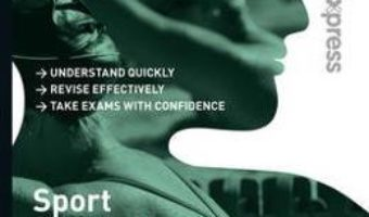 Cartea Psychology Express: Sport Psychology (Undergraduate Revision Guide) – Paul McCarthy, Mark Allen (download, pret, reducere)