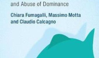 Cartea Exclusionary Practices: The Economics of Monopolisation and Abuse of Dominance – Chiara Fumagalli (download, pret, reducere)