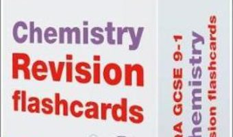 Cartea NEW 9-1 GCSE Chemistry AQA Revision Question Cards (download, pret, reducere)