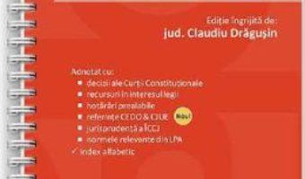 Cartea Codul civil Act. 10 februarie 2020 – Claudiu Dragusin (download, pret, reducere)